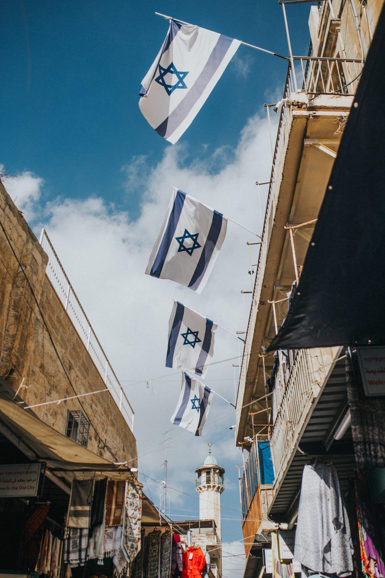 Jeruzalem oude stad