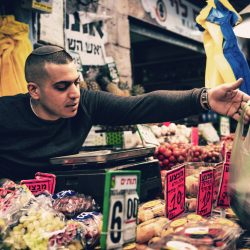 jeruzalem markt